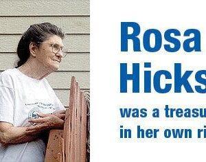 Rosa Remembering